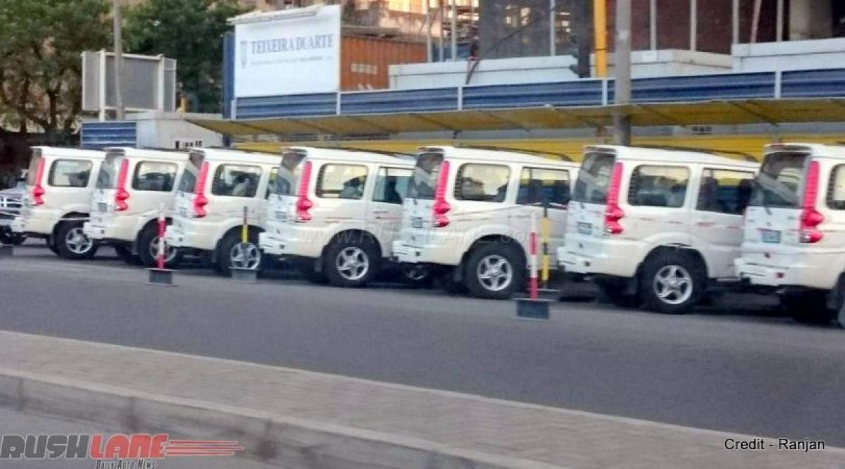 To Mozambique with love from India: 30 Mahindra Scorpio SUVs