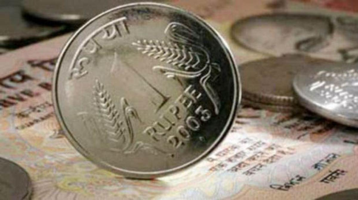 Rupee scales back 66-mark, up 11 paise vs USD in early deals
