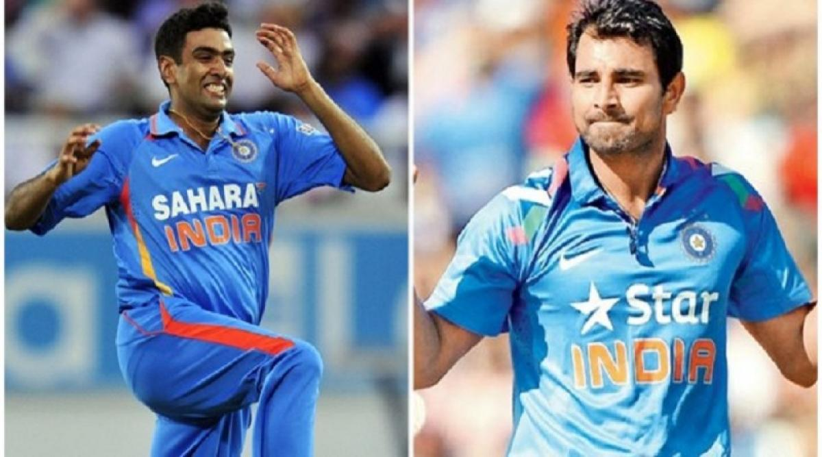 Ashwin, Shami in focus as India take on NZ in opening warm-up