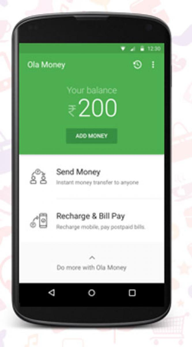 Ola Money app launched