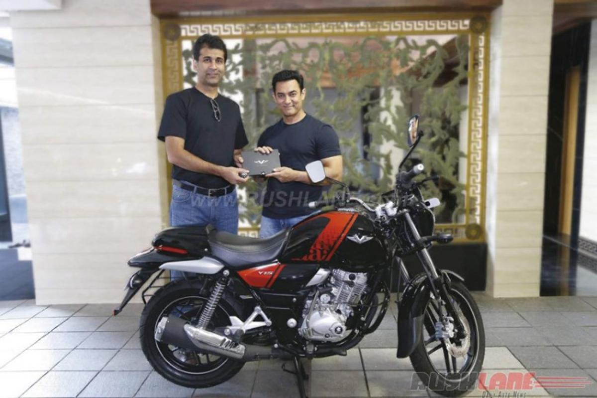 Two more Bajaj V models in the pipeline