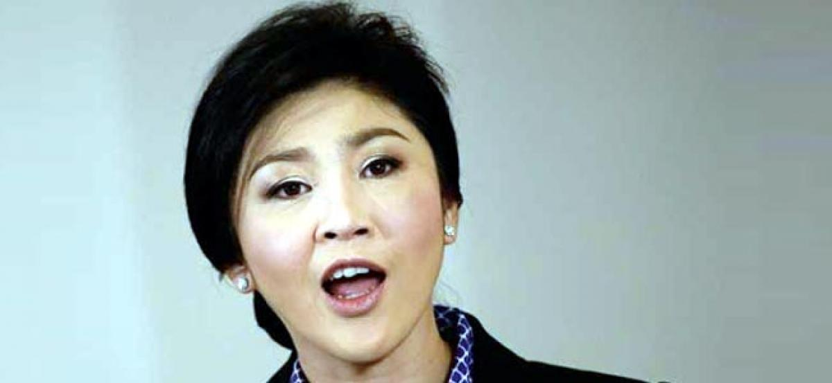 Thai ex-PM Yingluck Shinawatra lambasts $450 million bill aimed at her brother