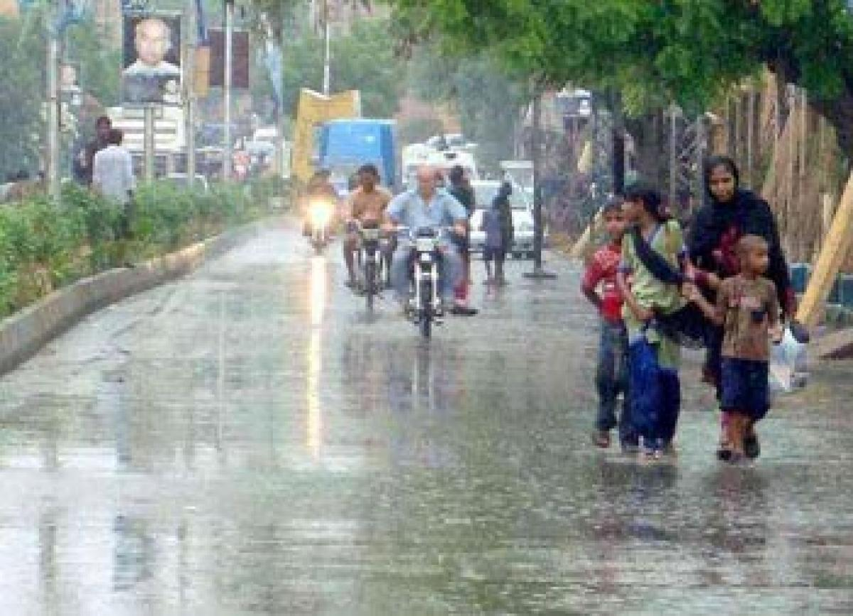 Pre-monsoon showers to continue