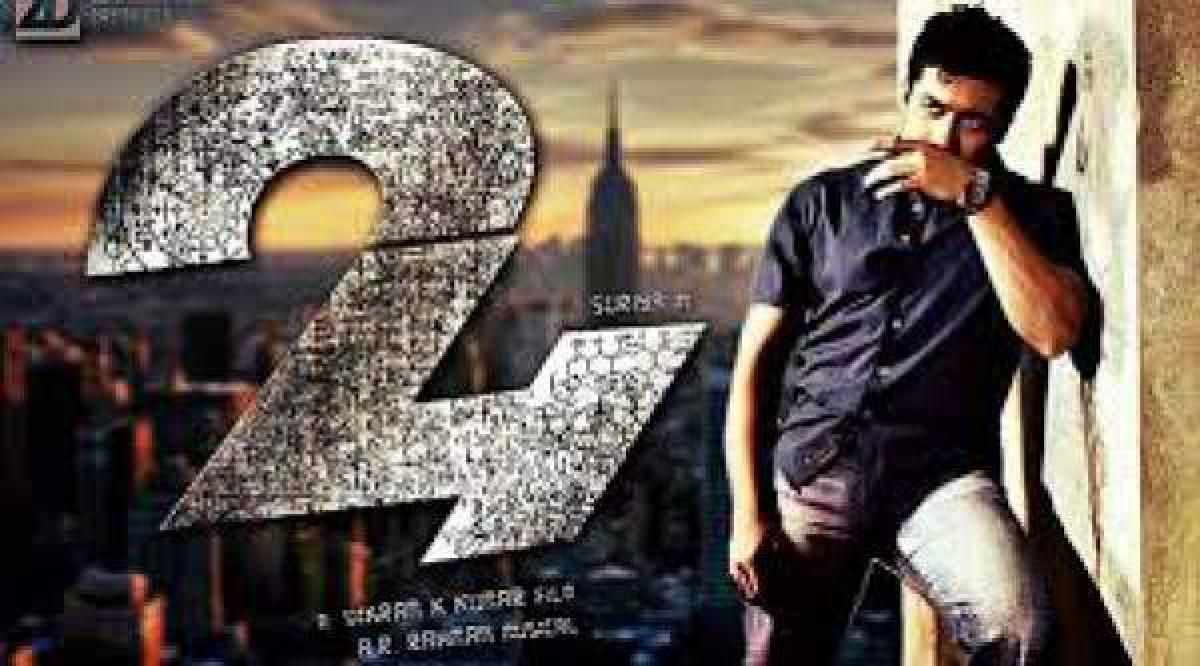 Suriyas 24 release date locked