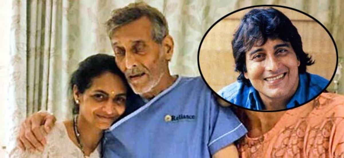 Veteran actor-BJP politician Vinod Khanna dead