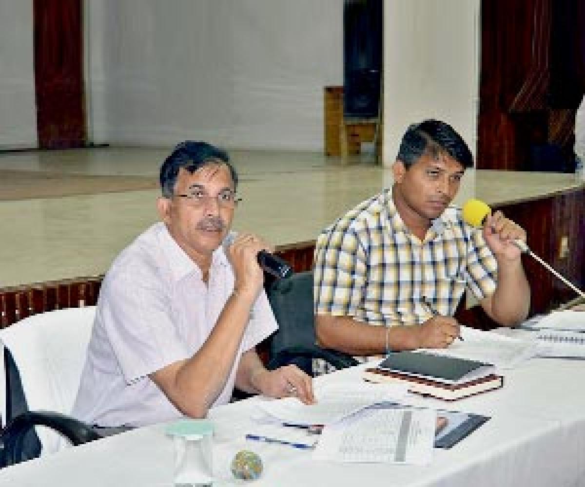 CRPs to strive for OFD villages