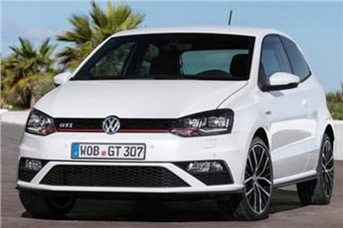Volkswagen compact sedan spied ahead of Auto Expo reveal