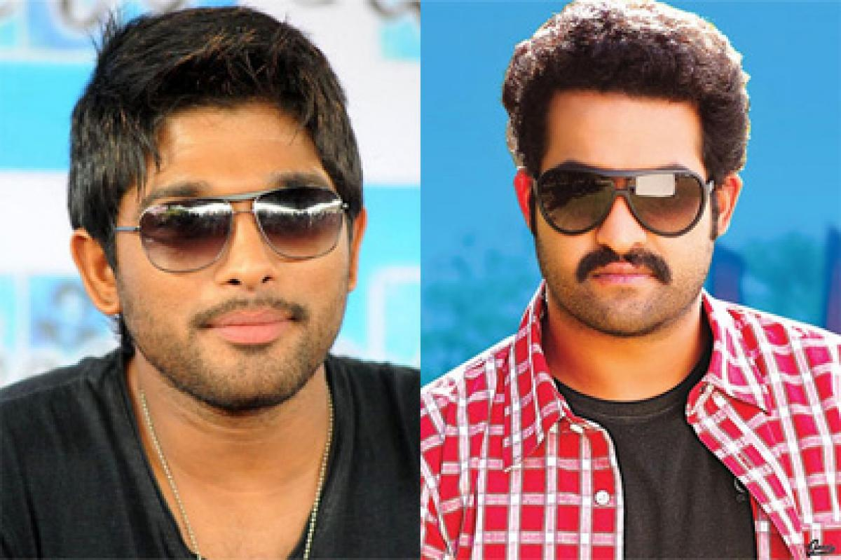 Bunny, NTR get attention of Tamil director