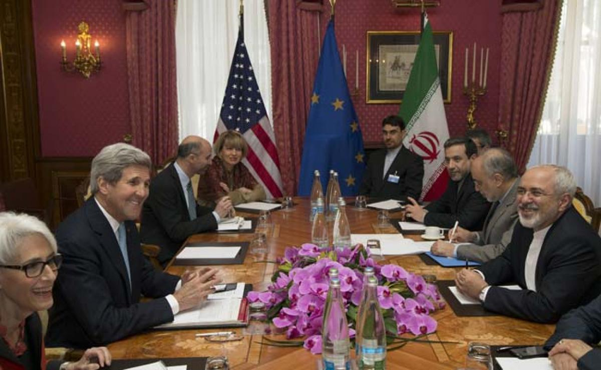 Wont Accept Curbs Beyond 10 Years, Says Irans Top Negotiator