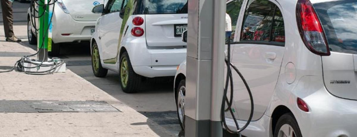 Beijing goes eco friendly as electric vehicle registerations go up