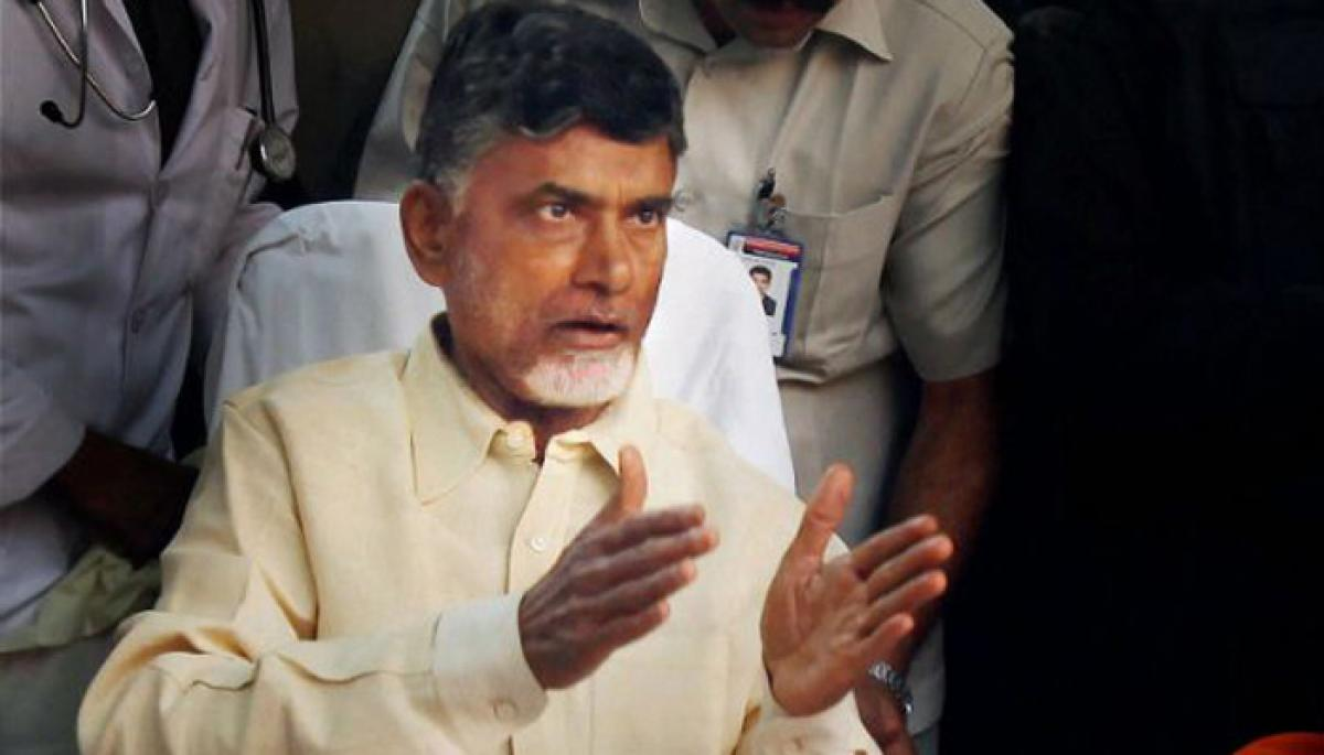 Chandrababu urges people to drop single child norm