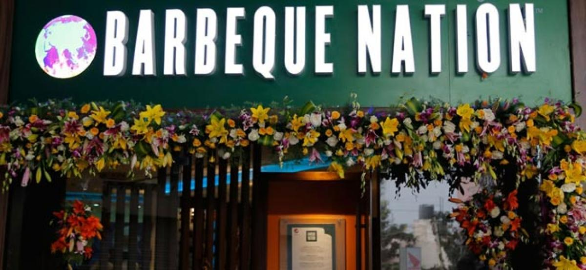 Barbeque Nation ranked one of the top 10 places to work in ...