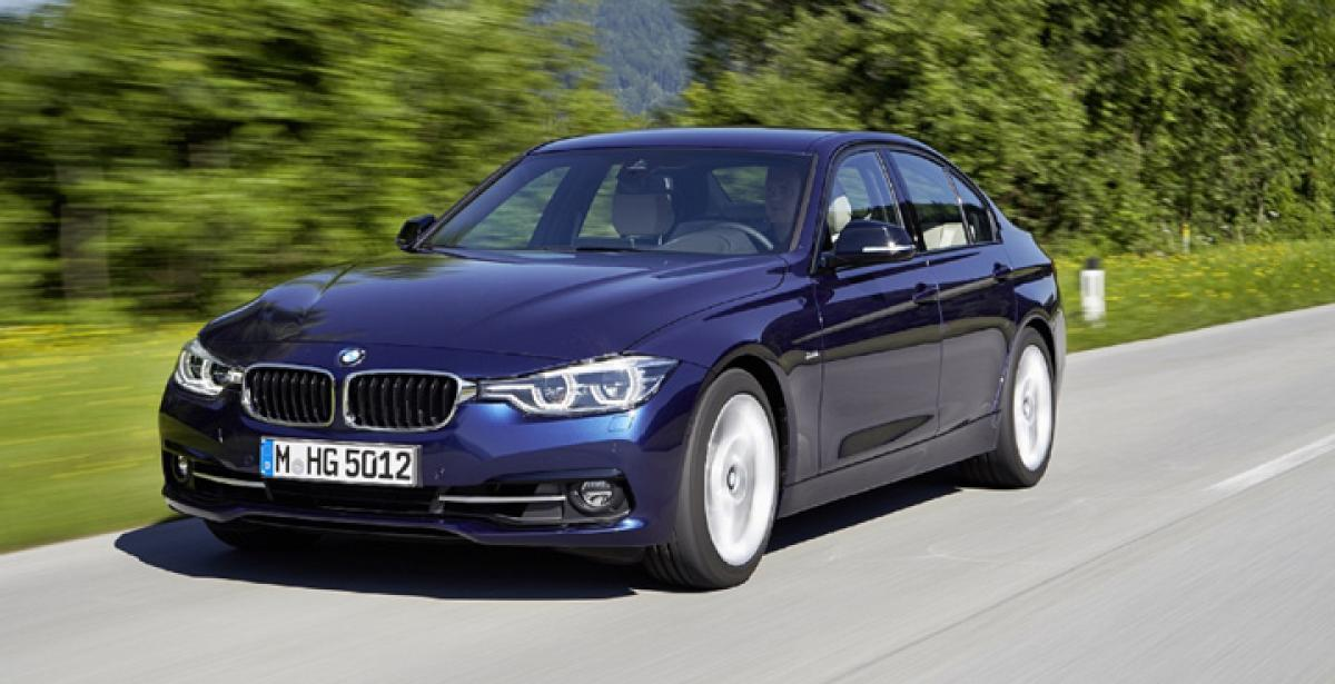 BMW 3 Series facelift launched