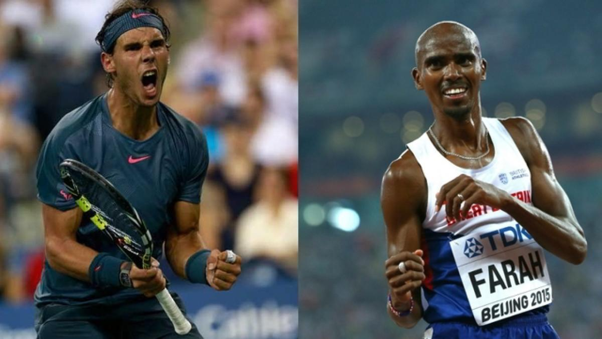 Nadal, Farah respond to WADA hack: Have nothing to hide