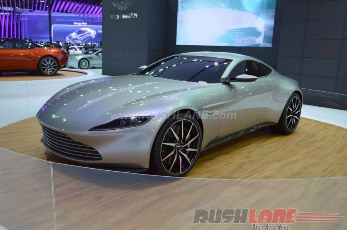 Dont miss: Aston Martin DB10 features, priced INR 2.29 Crore at Bangkok Motor Show