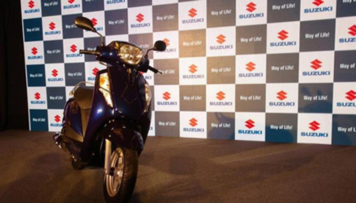 2 million units of Suzuki Access sold