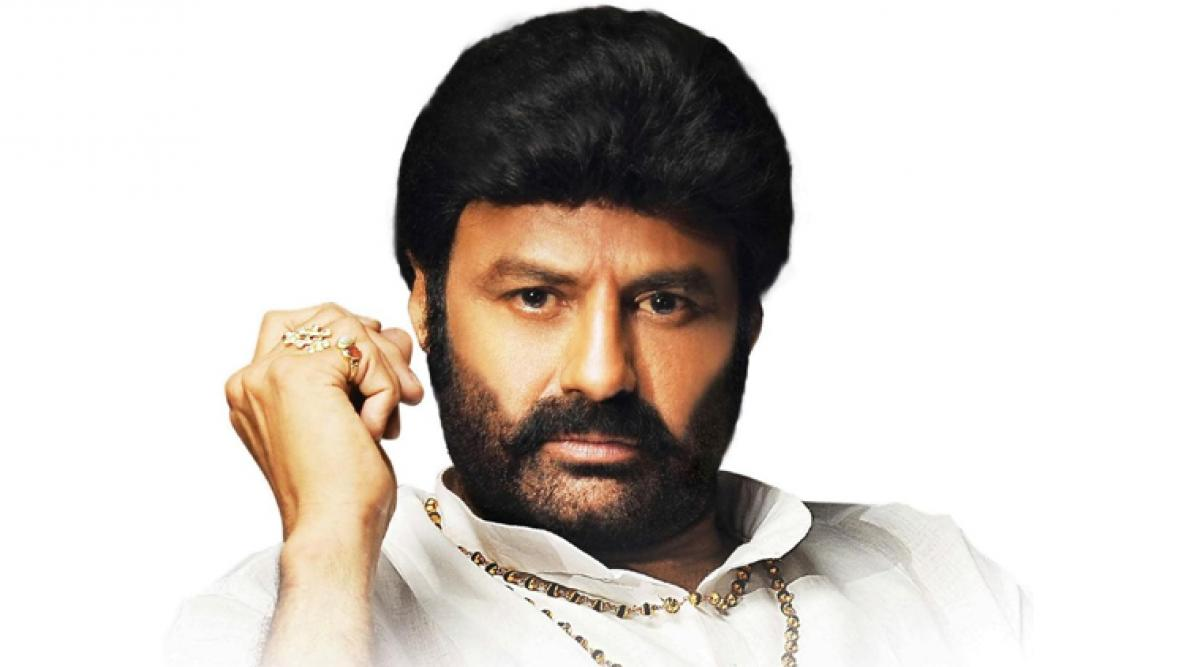 Balayya moves on to his next