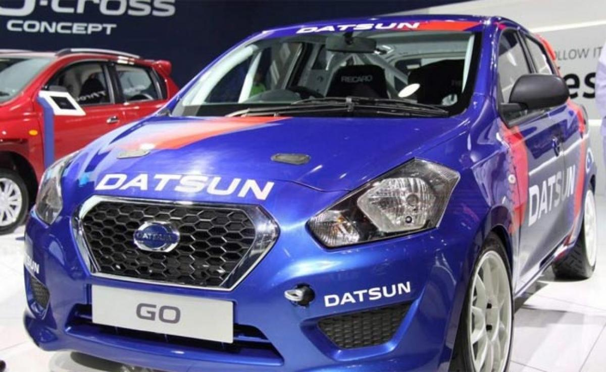 Datsun GO Rally Car features price in India