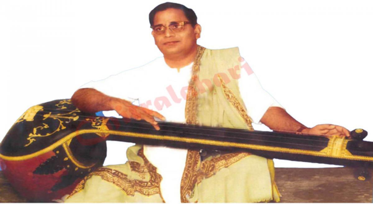 Gaana Gandharva from the banks of Krishna