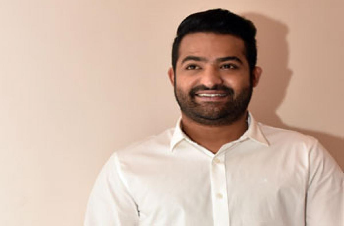 My wife keeps complaining why I'm not romantic: NTR