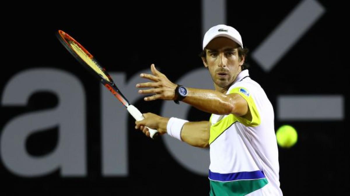 Cuevas wins third straight Brazil Open title
