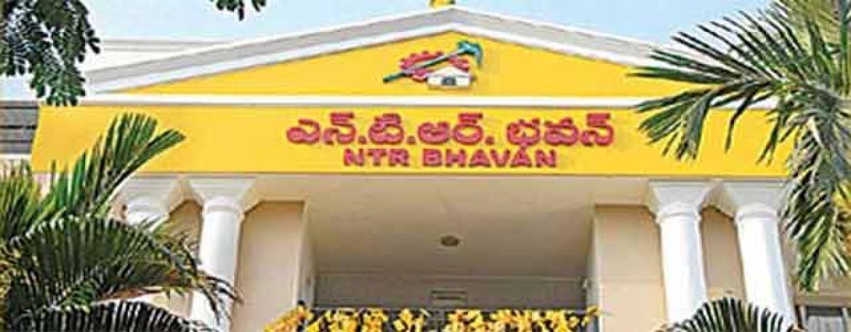 Telangana TDP plans drought yatra in Telangana