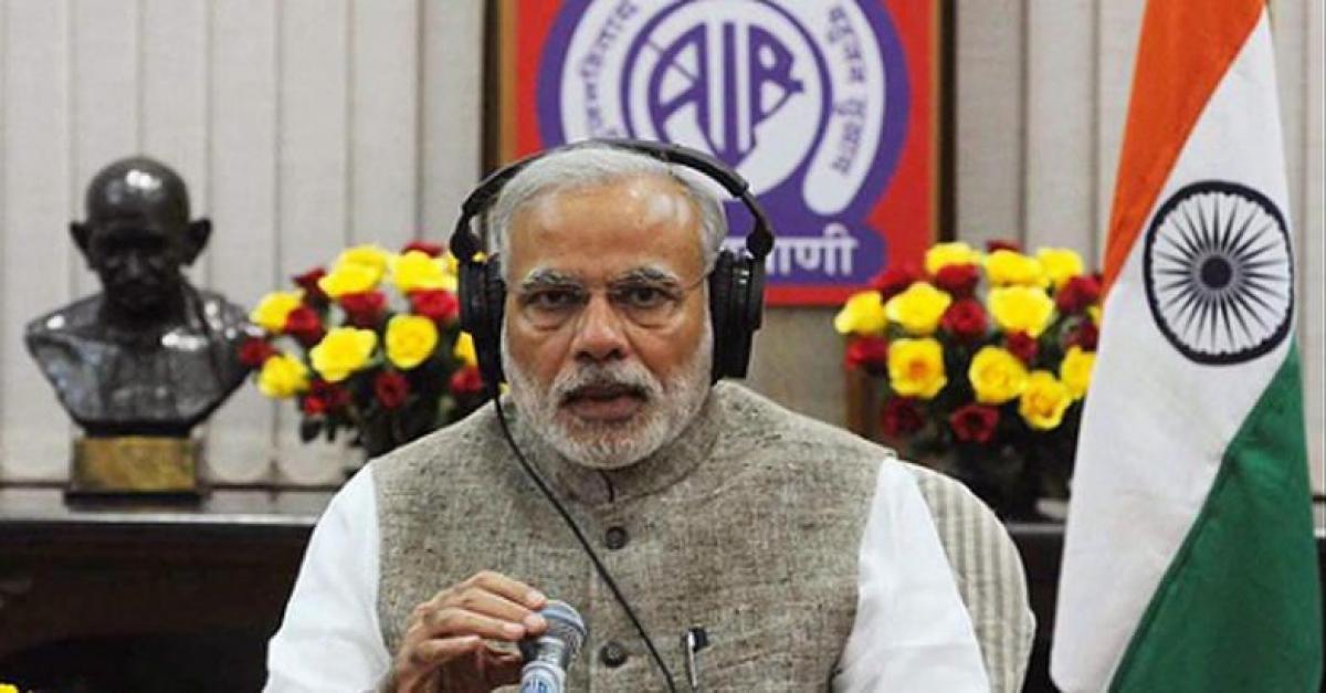 Mann Ki Baat: PM Modi says every citizen can combat against black money