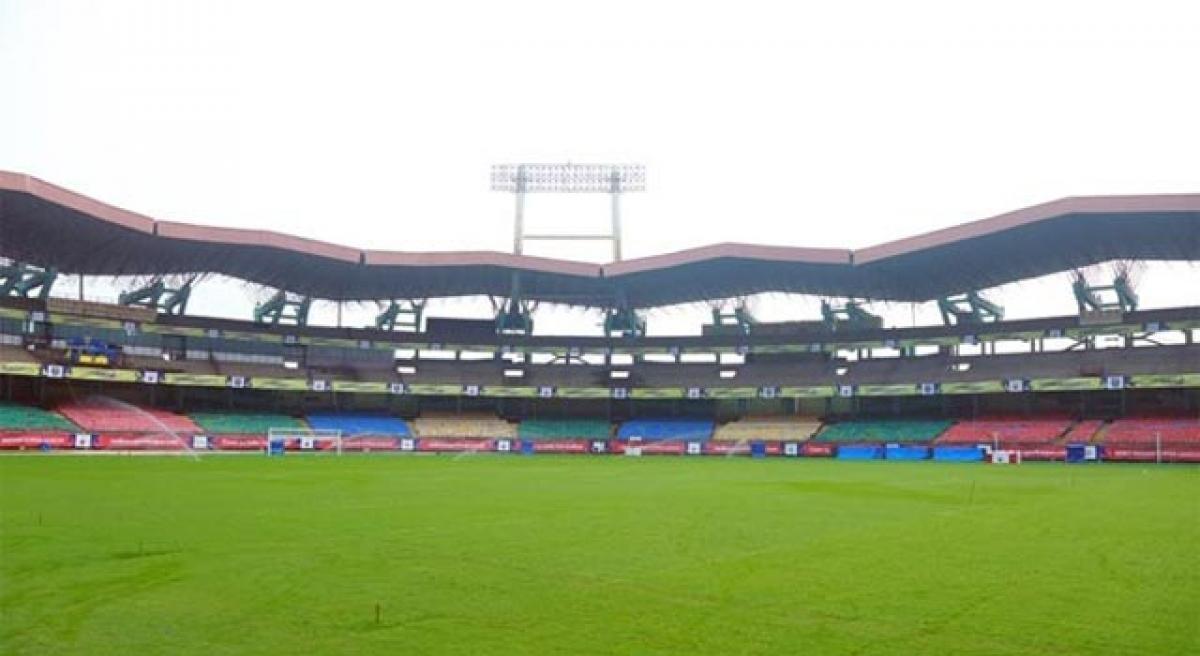 Kochi to host Under-17 football World Cup