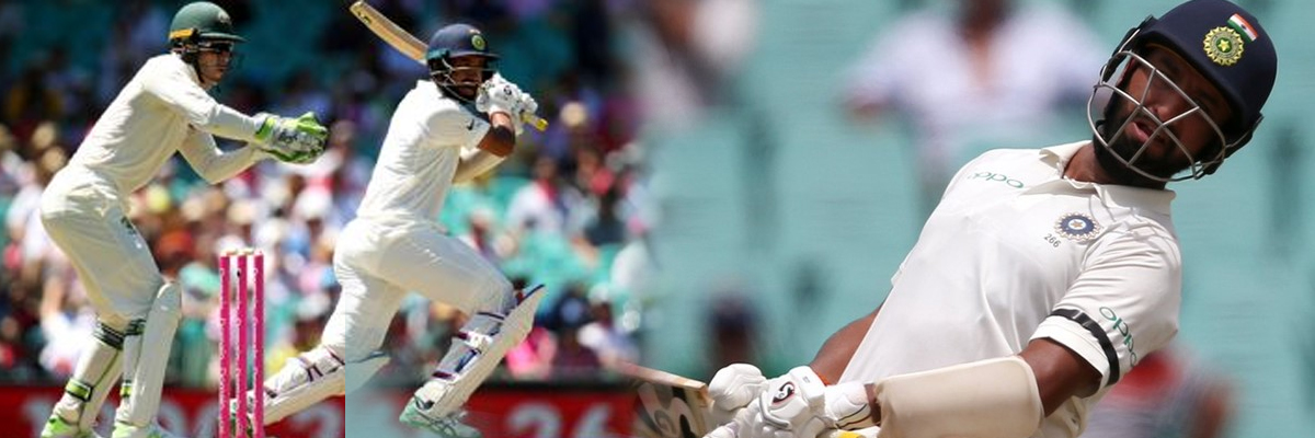 Fourth Test: India at 389/5 at lunch on day 2 vs Australia