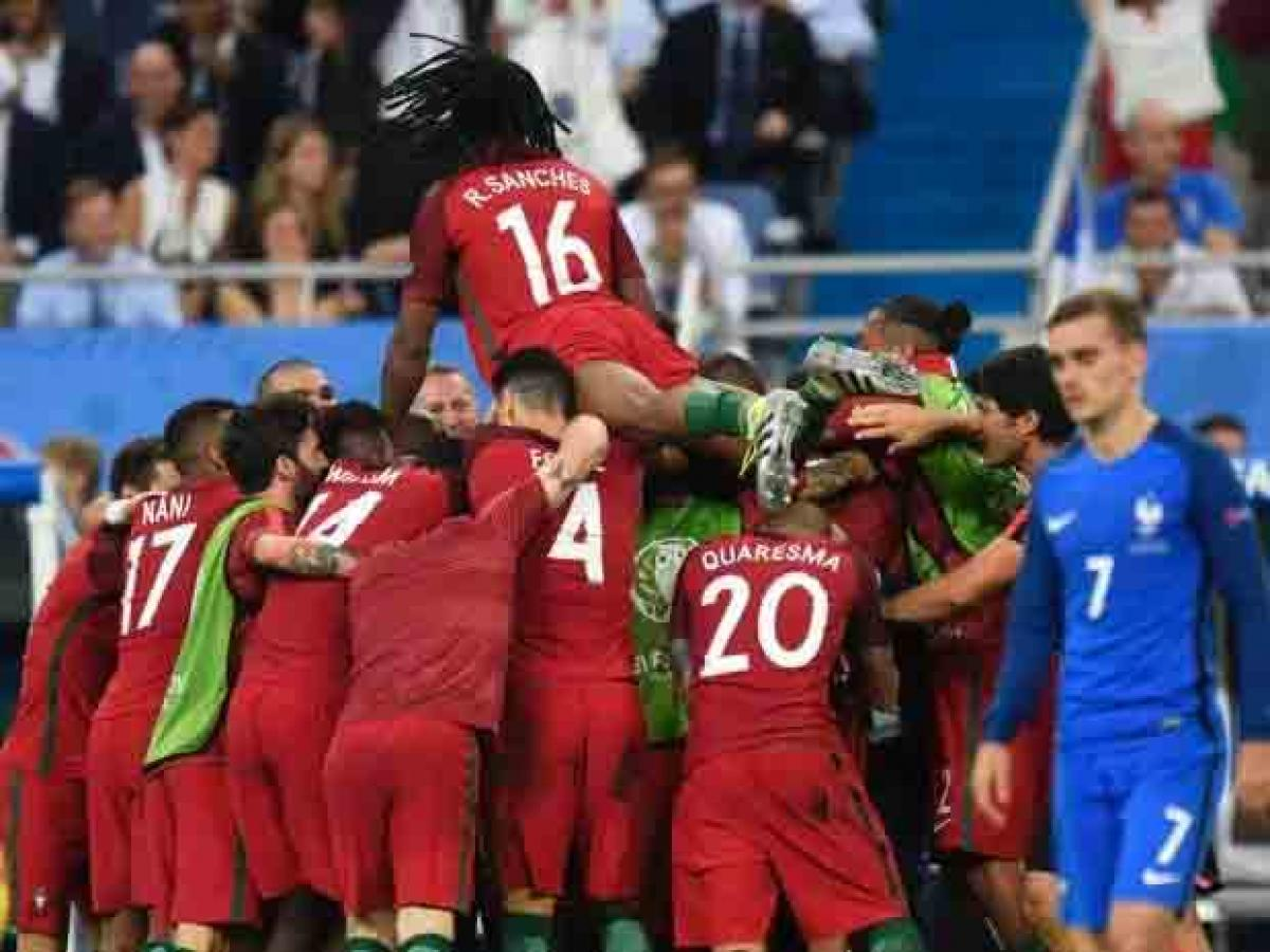 Portugal earns Euro 2016 title after beating France