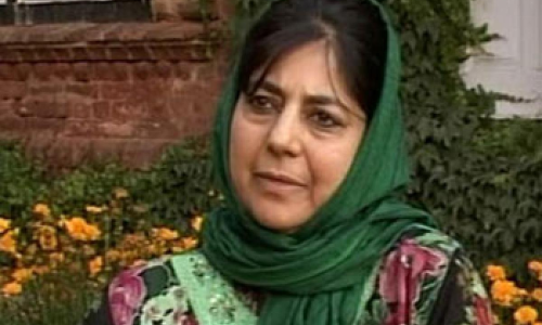 Stress faced by Mufti weighs on Mehbooba