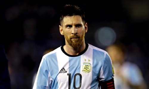 FIFA bans Lionel Messi for four World Cup qualifying games