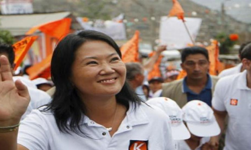 Perus Presidential Elections First Round: Keiko Fujimori Comes Out Victorious