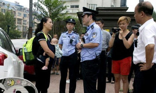 Chinese human rights activist accused of subversion