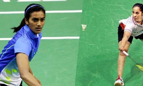 Sindhu topples Saina in BWF World Ranking