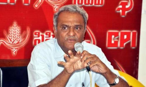 Narayana objects to KCRs remark