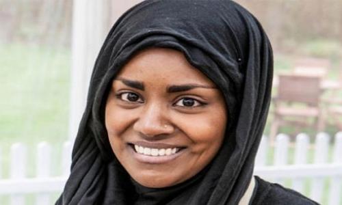 Nadiya Hussain, winner of the Great British Bake Off 2015