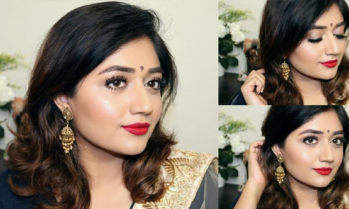 Glow like a star this festivity with make up essentials