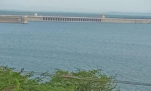Nagarjuna Sagar right canal to get water from September first week