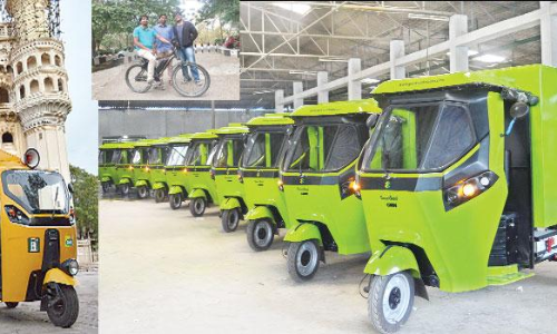 Powering eco-friendly transport in Hyderabad