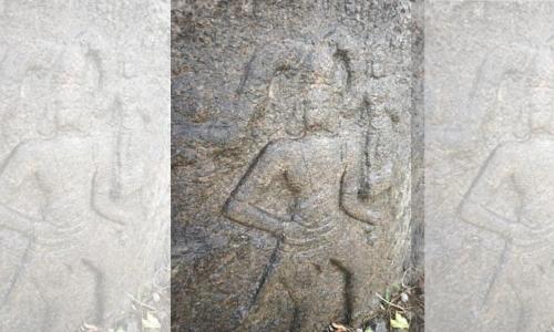 Pre-Kakatiya sculpture unearthed