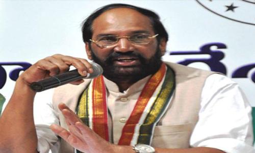 Rahul will recreate Indira's aura in Sangareddy: Uttam