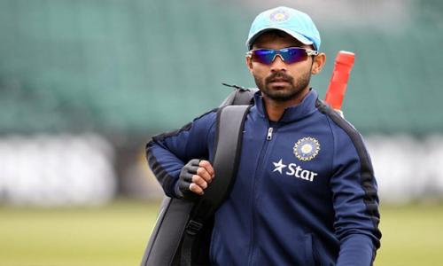 Im happy with my batting, says Ajinkya Rahane despite lack of runs