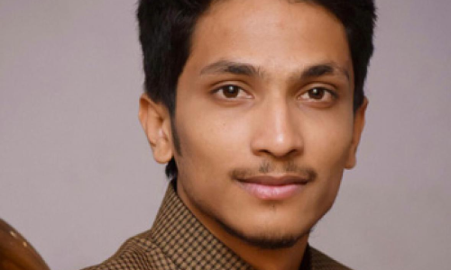Youngest MIM candidate wins