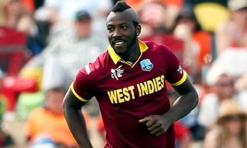 West Indies cricketer Andre Russell banned for a year