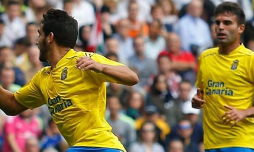 Las Palmas beat Athletic 3-1 in La Liga
