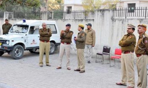 Cops gear up for elections