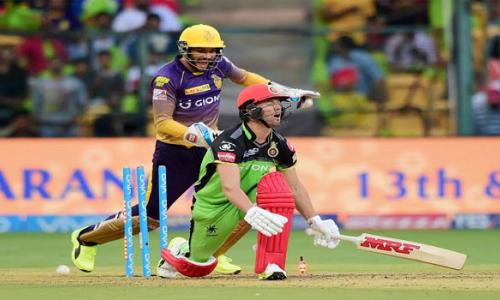 Narine, Lynn star in  Kolkata Knight Riders  big win