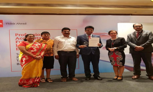Hyderabad youth holds world 16th rank in ACCA