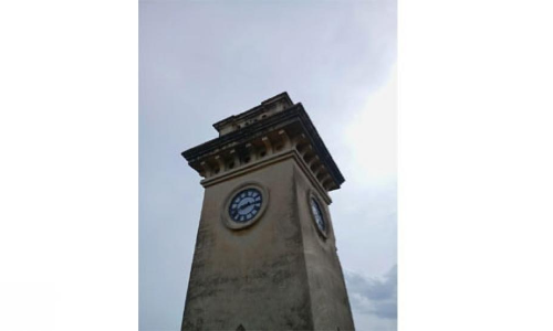 Sultan Bazar clock tower might stop ticking again